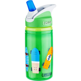CamelBak eddy Insulated LTD Borraccia 300ml Bambino, skateboards